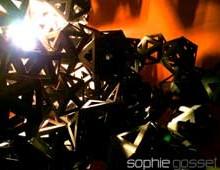 Lampe «Icosaèdre»